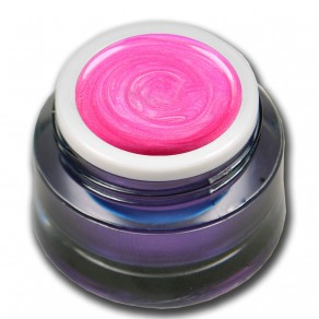 Gel UV Premium Metallic Pink