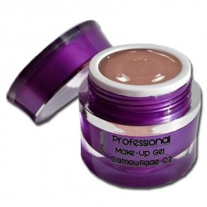 Gel UV make-up / cover C2 très épais professionnel 5ml